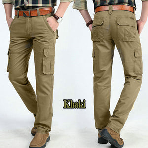 Casual Wear Men's Cargo Pant Large Size Available
