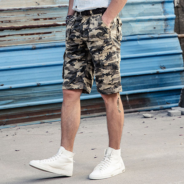 Camouflage Summer Wear Short Pant