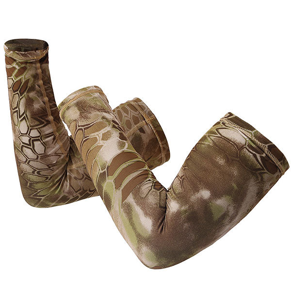 Camouflage Men's Sleeve Suits For Outdoors