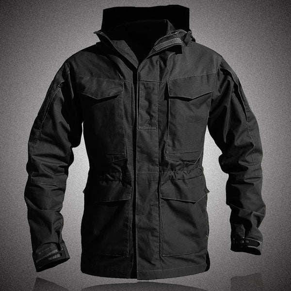 Men's Tactical Jacket For Cold Weather