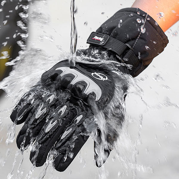 Winter Wear Cotton Riding Gloves