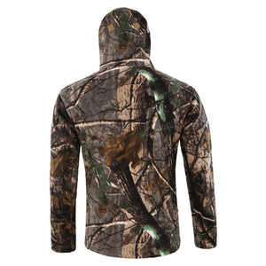 Army Style Men's Fleece For Outdoors