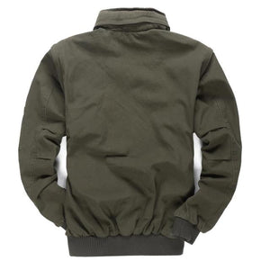 High Quality Army Style Multi-Pocket 100% Cotton Jacket Autumn and Winter Wear