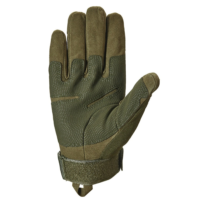 Military Full Finger Gloves