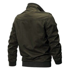 Military Bomber Men Jacket Tactical Outwear