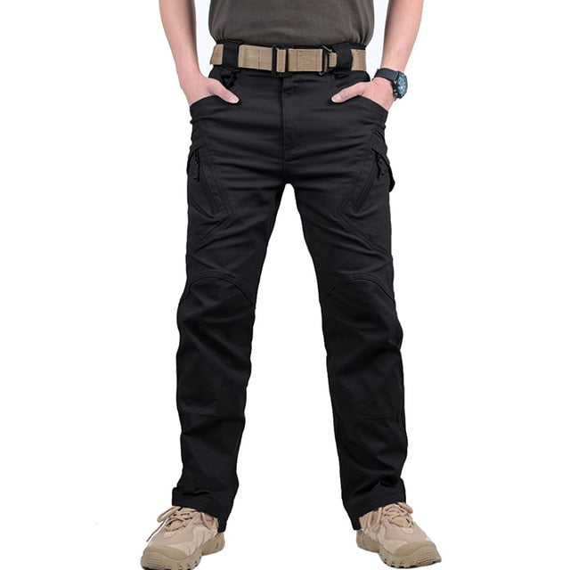 Army Tactical Pants Military Style Cargo Pants Men