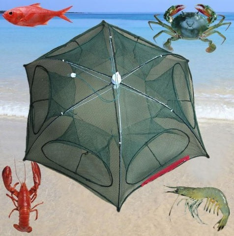 EASY CATCH Portable Crayfish Trap