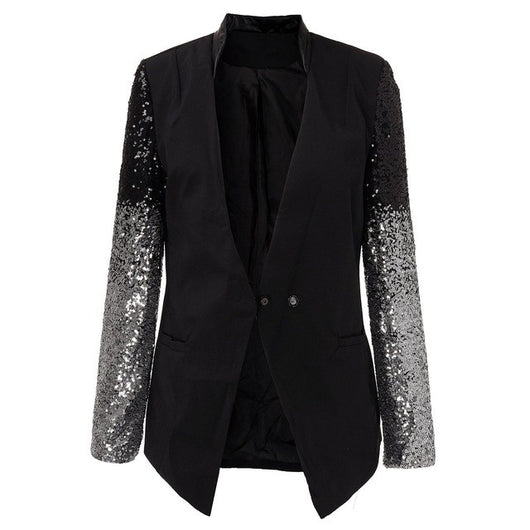 2017 Spring Long Sleeve Blazer for Women
