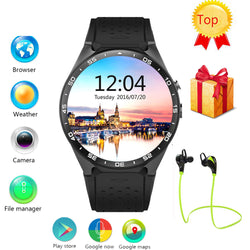 Top Selling Excellent Quality Mediatek Smart Watch Android 5.1 OS CPU 1.39 inch Screen 2.0