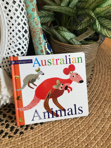 Australian Animals by Alphaprints
