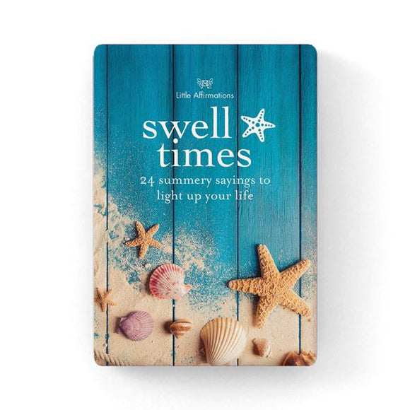 Gift Set of Inspirational Cards - Swell Times