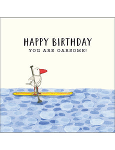 K220 Happy Birthday Card