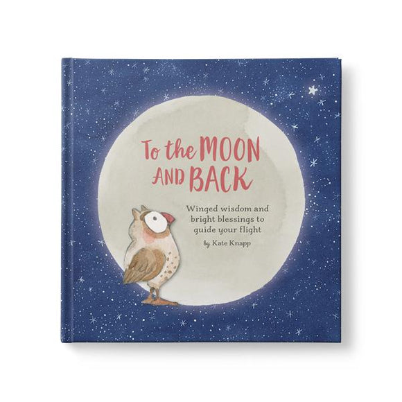 Inspirational Book - To The Moon and Back