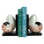 Nautilus Book End Set