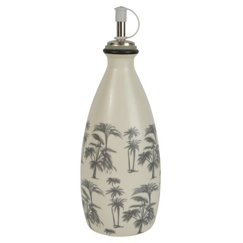Augusta Ceramic Oil Bottle
