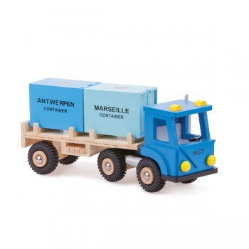 Artiwood Container Truck
