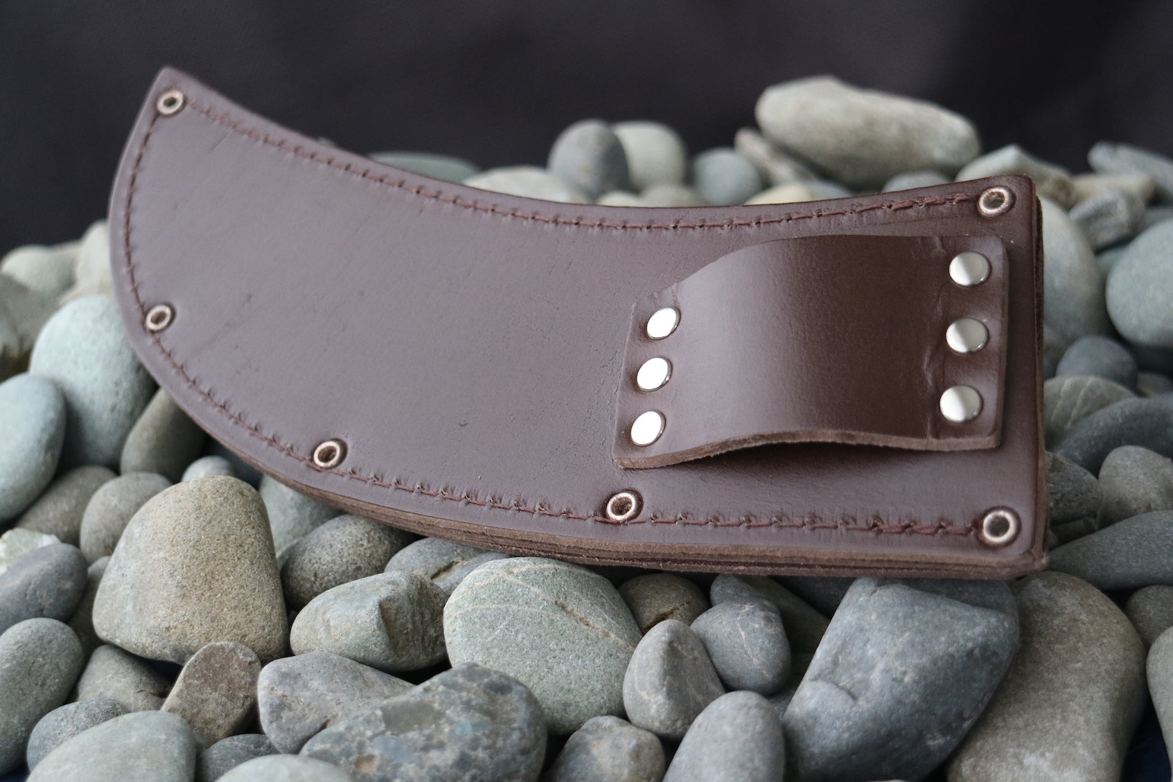 Victory Leather Skinning Sheath