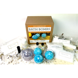 Starter DIY Bath Bomb Making Kit - Learn how to make home made bath bombs