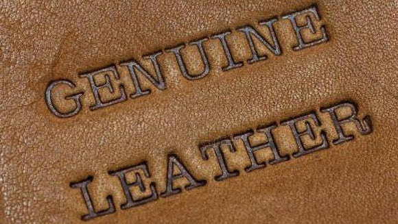 Genuine Leather  waxmelt