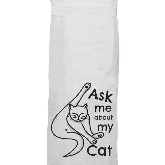 Ask Cat HANG TIGHT TOWEL®