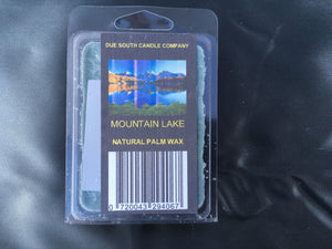 Mountain lake wax melt