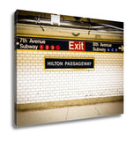 Gallery Wrapped Canvas, Penn Station Subway Nyc