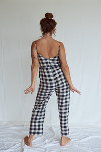 Picnic Strappy Jumpsuit