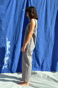 Summer Jumpsuit — Wisteria