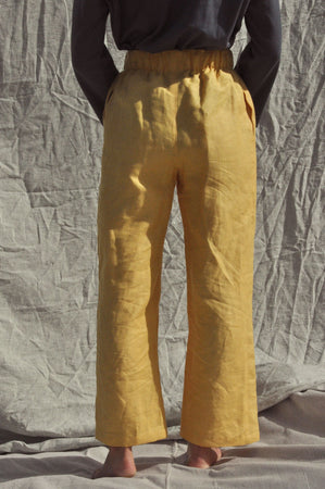 Scrunchie Pants — Butter