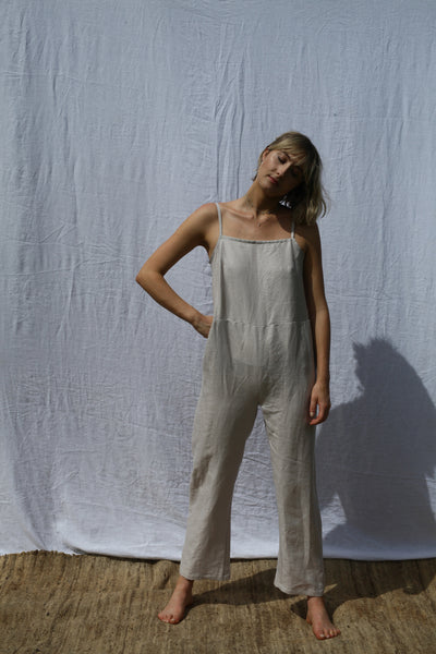 Pearl Strappy Jumpsuit