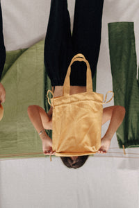 Scrunchie Tote Bag — Butter