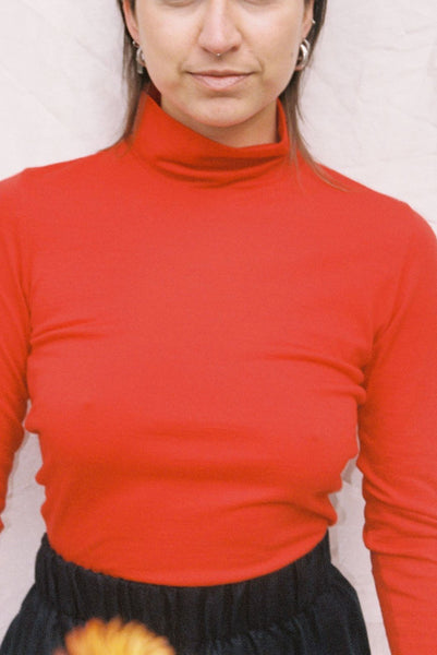 Skivvy — Poppy Red