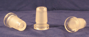 14/10mm Low Profile Glass Adapter 14M/10F
