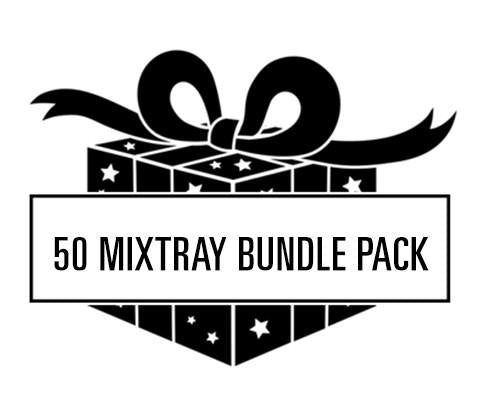 50 Mixtray Bundle Pack