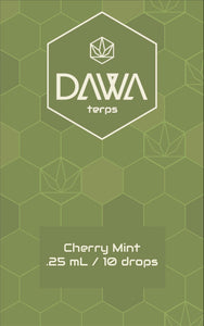 Cherry Mint .25 ml / 10 drops