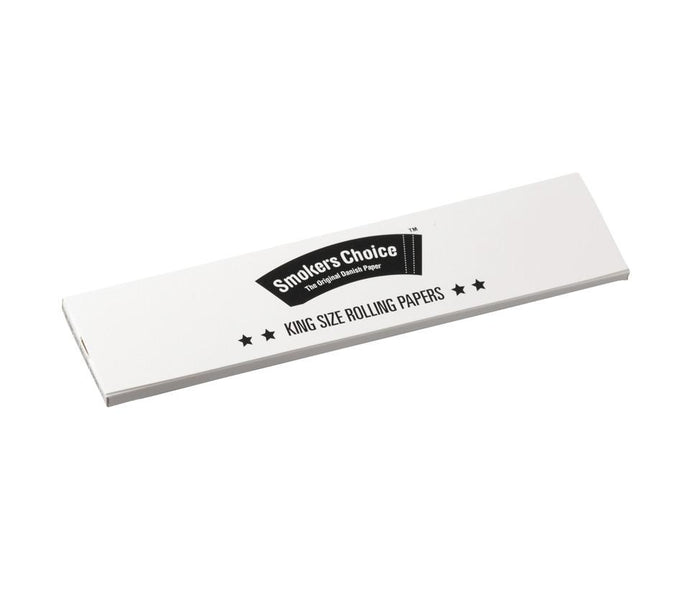 King Size Rolling Papers White