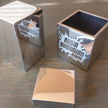 Rosin Pre-Press – Cube Brick Mold - 3,81 x 3,81 x 5,08 cm)