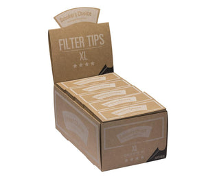 XL Filter Tips Natural