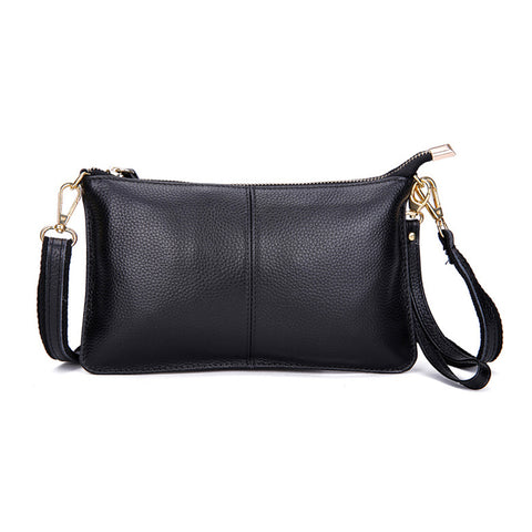 Genuine Leather Party Clutch Evening Bags