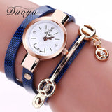 Bracelet / Watch Gold Quartz Gift Watch