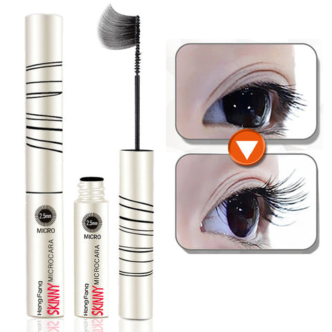 1PC Professional 3D Black Volume Curling Waterproof Mascara Lash Extension