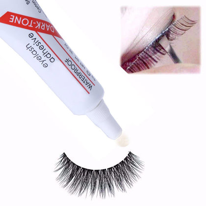TOMIKO Fashion 15g Lash Glue Eyelash  Waterproof