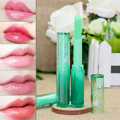 Magic Colour Temperature Change Color Anti-Aging Protection Lip Balm