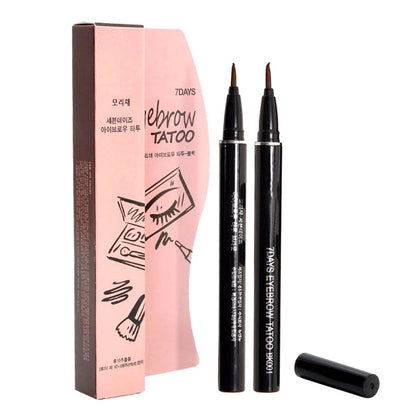 Profession Waterproof 7 Days Eyebrow Tattoo Pen Liner Long Lasting