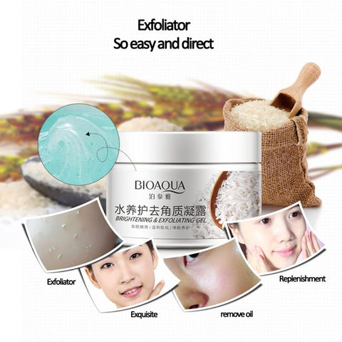 Exfoliating Moisturizing Oil Control Hydrating Cream Gel 140g
