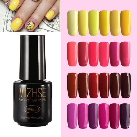 Gel Polish UV Led Nail Gel Polish