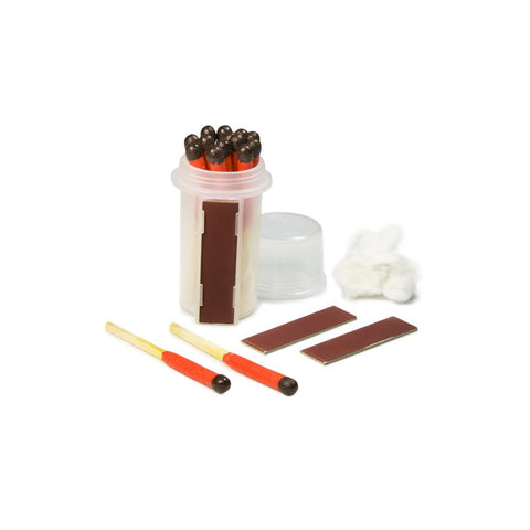 Survival Stormproof Match Kit