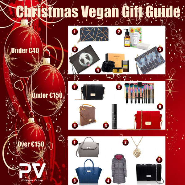 Christmas Vegan Gift Guide