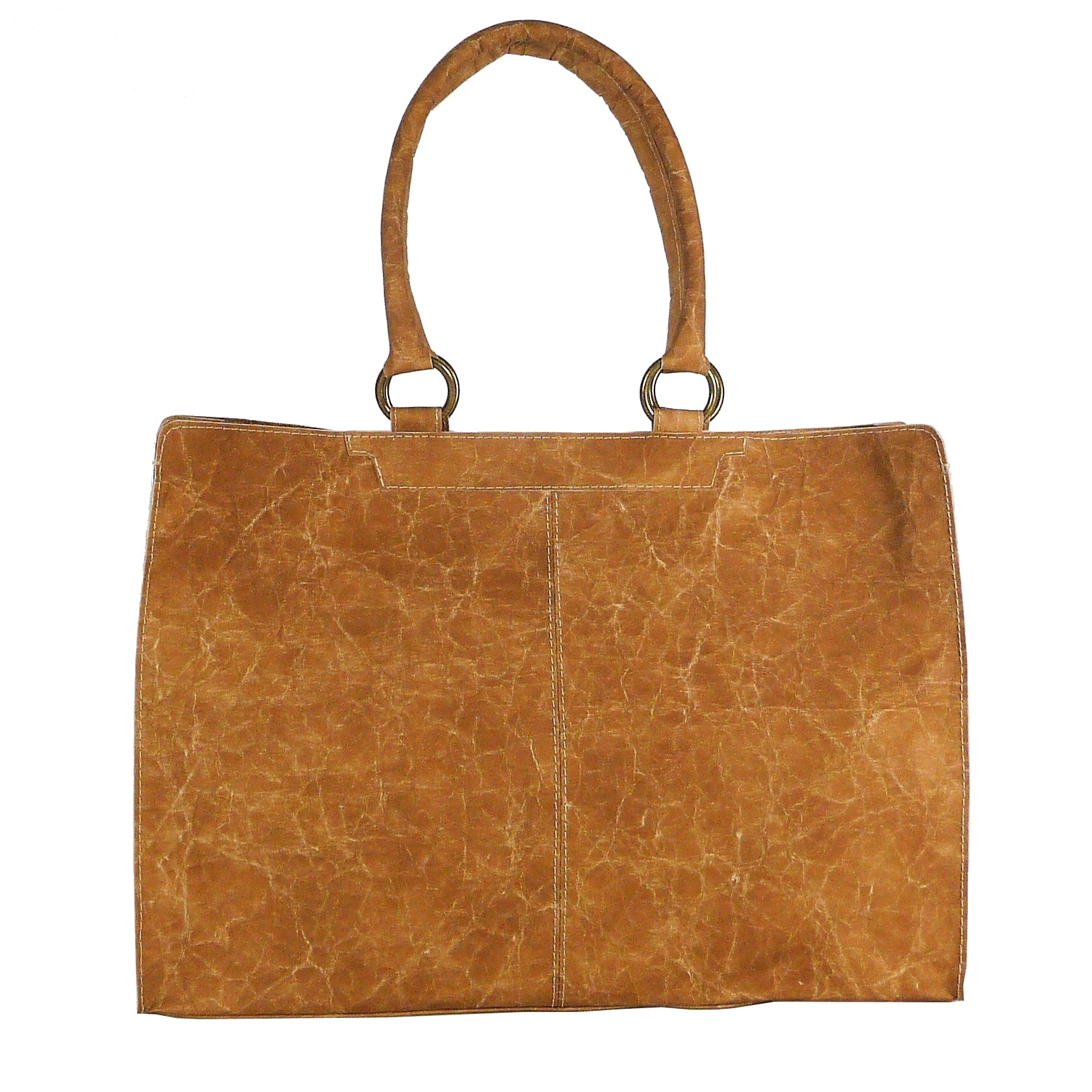 ECO Shopper bag from Washable Paper Vegan Leather
