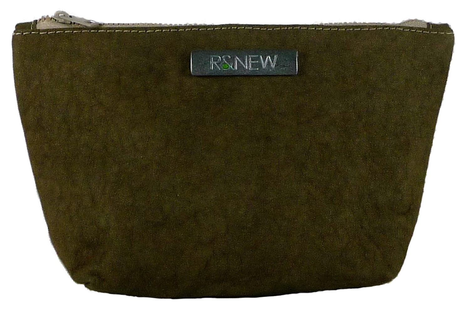 0492a303dd ... vegan clutch purse bag recycled paper green by R&New Olive ecofriendly  ...